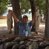 Richland Chambers Fishing Guides