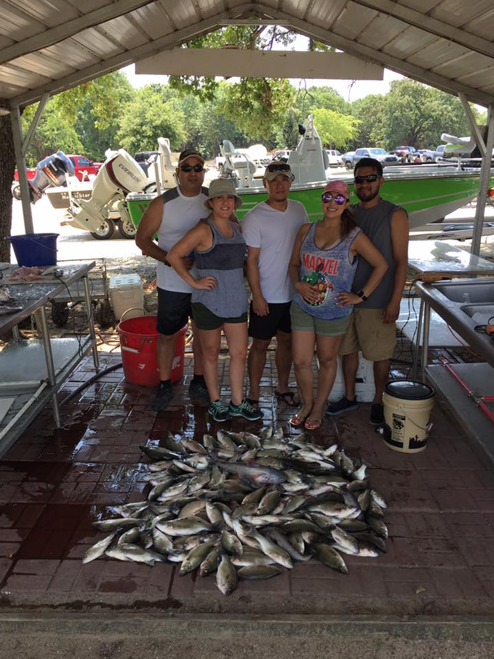 Dallas Tx Fishing Guide